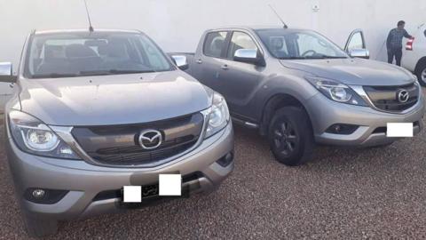 Installation-GPS-dans-une-Mazda-BT50-tataouine